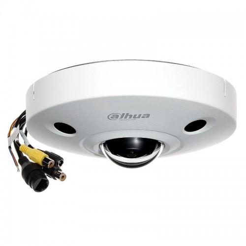 IP Fish Eye 12.0Mpx Куполна Камера Dahua IPC-EBW81200