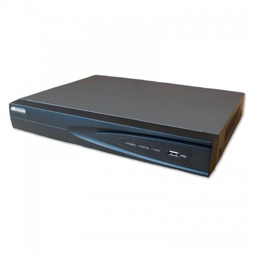 4-канален мрежови рекордер NVR HIKVISION 8.0 MPX DS-7604NI-K1