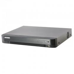 ПЕНТАБРИДЕН 16+2 Канален HD-CVI,HD-TVI,AHD,IP 5.0Mpx Рекордер HIKVISION