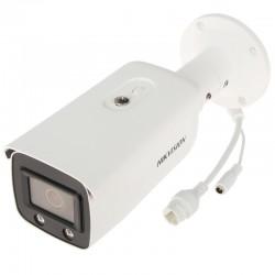 ColorVu 4.0Mpx с Вградена LED Светлина Булет Камера HIKVISON DS-2CD2T47G2-L