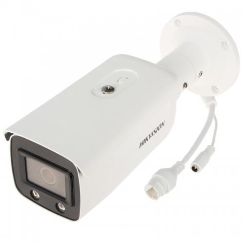 ColorVu 4.0Mpx с Вградена LED Светлина Булет Камера HIKVISON DS-2CD2T47G1-L