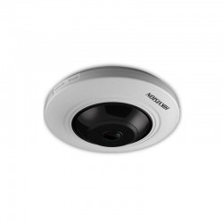 HD TVI Fish-Eye 180° 5.0Mpx Куполна Камера Hikvision DS-2CC52H1T-FITS
