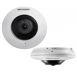5.0Mpx Fish-Eye Панорамна Камера HIKVISION DS-2CD2955FWD-IS