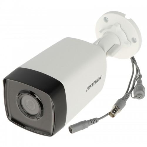 2.0Mpx IR 80m 4в1 HD-TVI/AHD/CVI/CVBS Булет Камера HIKVISION DS-2CE17D0T-IT5F