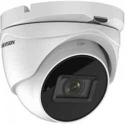 5.0Mpx VF HD-TVI/AHD/CVI/CVBS Ultra-Low Light Куполна Камера HIKVISION DS-2CE79H8T-AIT3ZF
