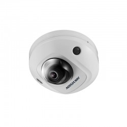 IP 2.0Mpx PoE Куполна Камера micro SD slot Hikvision DS-2CD2523G0-IS