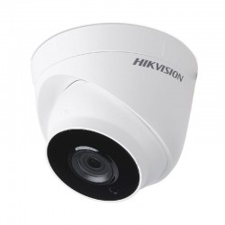 IP 4.0Mpx PoE IR 40m 2.8mm PoE Куполна Камера Hikvision DS-2CD1341-I