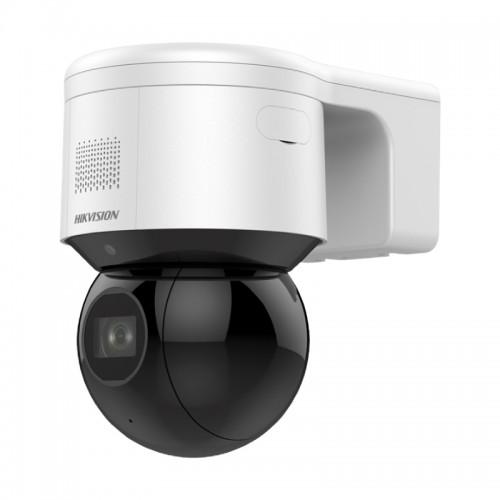 Wi-Fi IP Упраляема PTZ Камера с Вграден Микрофон HIKVISION DS-2DE3A404IW- DE/W