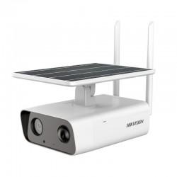 Соларна 4.0Mpx SIM 4G EXIR 30m Булет Камера HIKVISION DS-2XS2T41G0-ID-4G-04S05