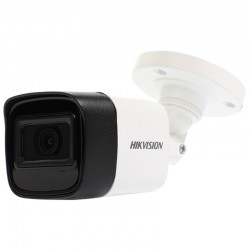 2.0Mpx IR 30m Вграден Микрофон Булет Камера HIKVISION DS-2CE16D0T-ITFS