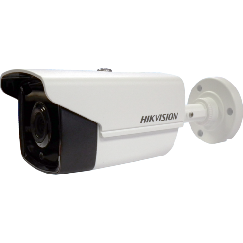 IP 4.0Mpx PoE Булет Камера EXIR 80m micro SD slot Hikvision DS-2CD2T43G0-I8