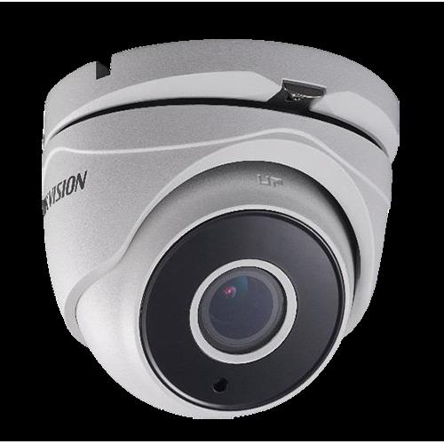 HD-TVI VF 2.8-12mm 5.0Mpx Smart IR 40m Куполна Камера Hikvision DS-2CE56H5T-IT3Z