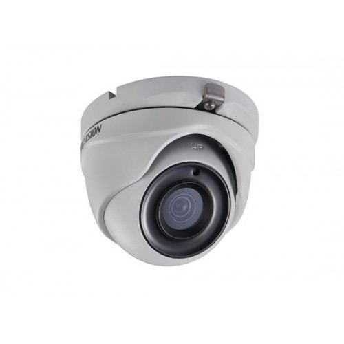 HD-TVI VF 2.8-12mm 3.0Mpx Smart IR 40м Куполна Камера Hikvision DS-2CE56F7T-IT3Z