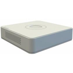 4-канален NVR мрежов видеорекордер Hikvision, запис до 2 Mpx