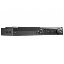 16-канален пентабриден HD-TVI/AHD/CVI/IP Видеорекордер Hikvision