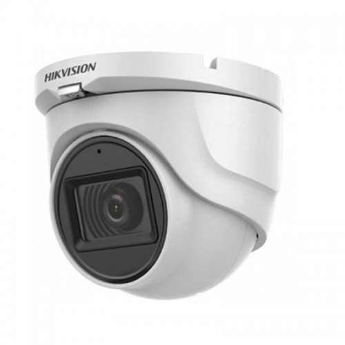5.0Mpx Вграден Микрофон IR 30m Куполна Камера HIKVISION DS-2CE76H0T-ITMFS