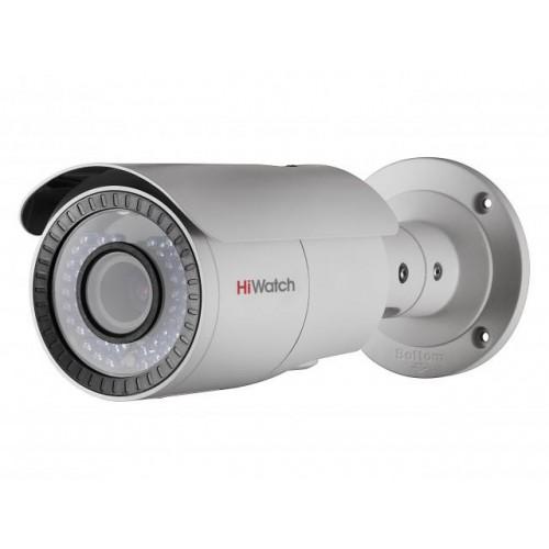 HD-TVI Булет Варифокална Камера HiWatch DS-T226, HD 1080p резолюция, 2.8-12mm обектив, IR 40m