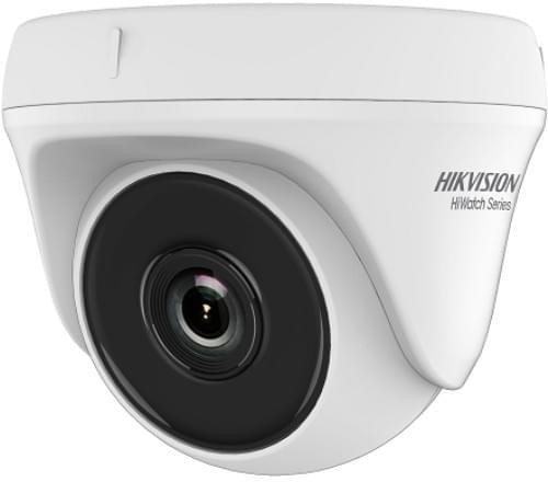 4.0Mpx Куполна Камера 4в1 TVI/AHD/CVI/CVBS HIKVISION HiWatch HWT-T140-P