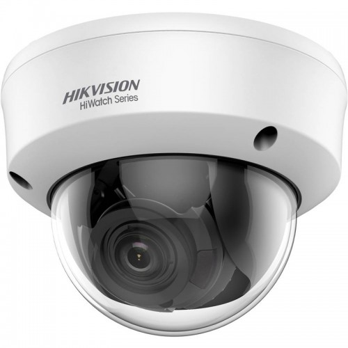Вандалоустойчива 2.0Mpx VF 2.8~12 mm Куполна Камера HIKVISION HiWatch HWT-D320-VF