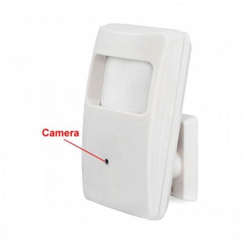 HD-TVI Камера, вградена в PIR Детектор, Full HD (1080p) резолюция