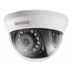 HD-TVI Куполна Камера HiWatch DS-T201, HD 1080p резолюция, 3.6mm обектив, IR 20m