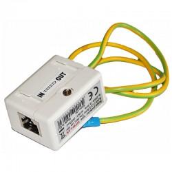Гръмозащита по FTP/UTP кабел за IP камери