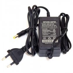 Захранващ адаптер до 4 камери за видеонаблюдение 12VDC/2A