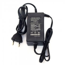 Захранващ адаптер до 6 камери за видеонаблюдение 12VDC/3A