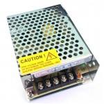 Захранващ блок 12V / 5A / 60W, с потенциометър за регулиране на напрежението