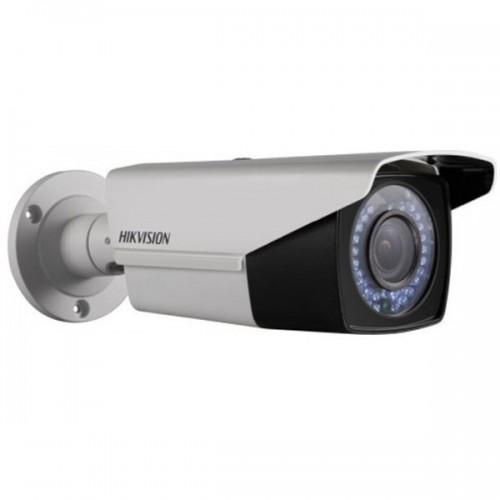 HD-TVI Варифокална Булет Камера Hikvision, Full HD 1080p, моторизиран обектив