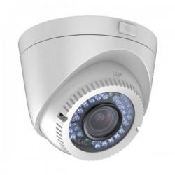 4 в 1 HD-TVI/AHD/CVI/CVBS Варифокална Куполна Камера Hikvision, HD 1080p, IR 30m