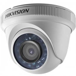 4 в 1 HD-TVI/AHD/CVI/CVBS Куполна Камера Hikvision, HD 720p, IR 20m