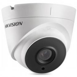 4 в 1 HD-TVI/AHD/CVI/CVBS Куполна Камера Hikvision, HD 720p, 2.8mm, EXIR 40m