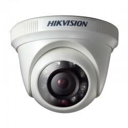 Куполна IR Камера HIKVISION, 720TVL PICADIS, 3.6mm обектив, IR 20m