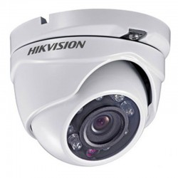 HD-TVI Куполна Камера Hikvision, Full HD 1080p, IR 20m