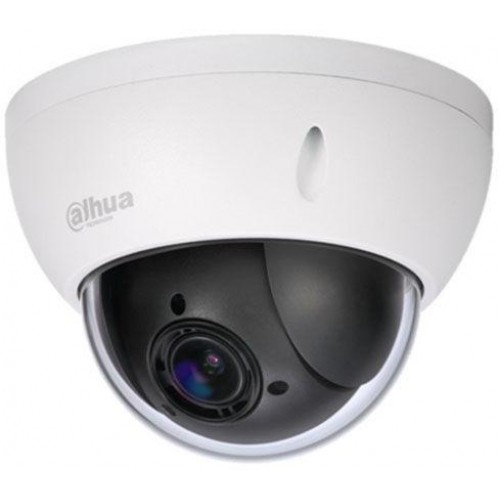 2.0Mpx 4x Zoom Мини HD-CVI PTZ Куполна Камера DAHUA DH-SD22204I-GC