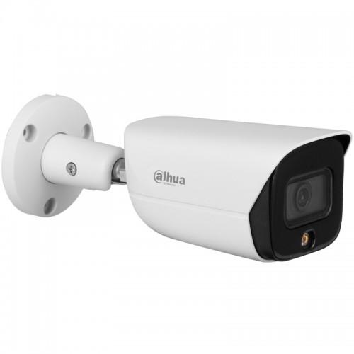 5.0Mpx IP LED Осветление 30m Булет Камера DAHUA IPC-HFW3549E-AS-LED-0280B
