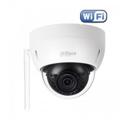 Wi-Fi 3.0Mpx Куполна Камера DAHUA  IPC-HDBW1320E-W
