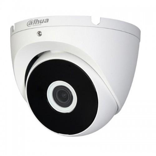 2.0Mpx Водоустойчива Куполна Камера DAHUA HAC-T2A21-0280