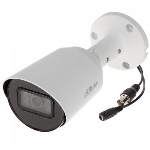 5.0Mpx PoC IR 30m Булет Камера DAHUA HAC-HFW1500T-A-POC-0360B