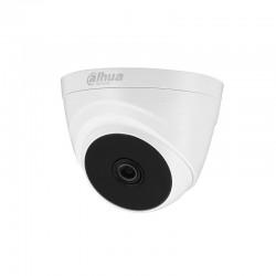 2.0Mpx Куполна камера 4в1 HDCVI, AHD, HDTVI или аналогов режим DAHUA HAC-T1A21-0360