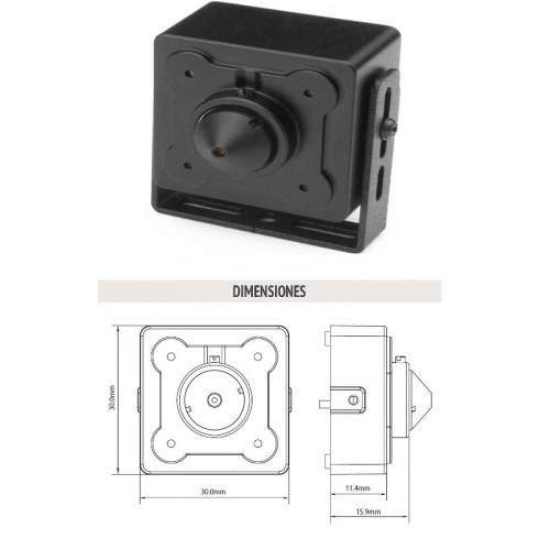 HD-CVI Mini Камера Dahua HAC-HUM3201B