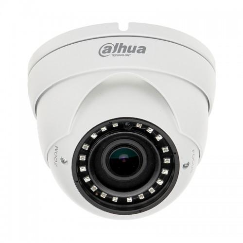 HD-CVI VF 2.7-13.5mm 2.0Mpx Куполна Камера Dahua HAC-HDW1220R-VF