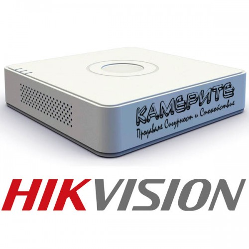 PoE NVR 4-канала HIKVISION DS-7104NI-Q1-4P