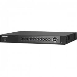 Трибриден 4-канален HD-TVI / AHD Рекордер Hikvision, запис при 3MPx (1920x1536) резолюция