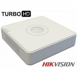 Хибриден 4-канален HD-TVI / AHD Рекордер Hikvision, запис при HD 720p резолюция