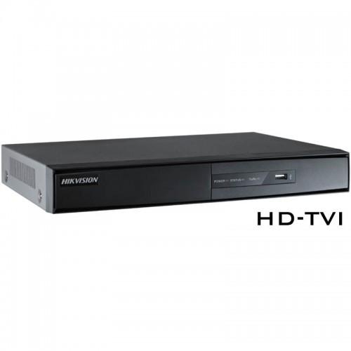 16-Канален Пентабриден Рекордер HIKVISION DS-7216HGHI-K1-S