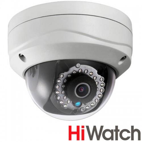 IP Куполна Вандалоустойчива Камера Hiwatch DS-I221, HD 1080p резолюция, 4.0 mm обектив, IR 30m