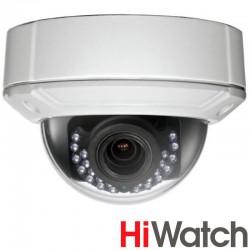 IP Куполна Варифокална Камера Hiwatch DS-I127, HD 960p резолюция, 2.8-12 mm обектив, IR 30m