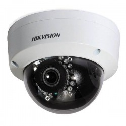 IP Куполна Камера Hikvision, Full HD 1080p, IR 30m